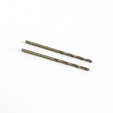 Wiertło do metalu (Kobalt) 2.0 x 49 (2 szt.)